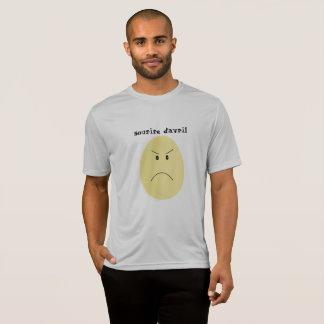 """Camiseta t-shirt """"sorrir de Abril"""", ovo"""