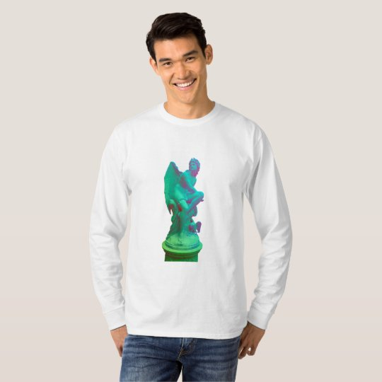 Camiseta T-shirt Statue VaporW
