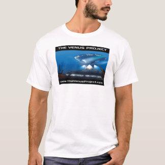 Camiseta T-shirt submarino da cidade