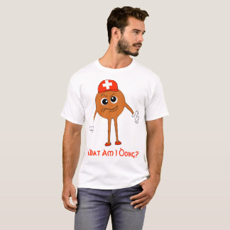 Camiseta T-shirt suíço engraçado dos chocolates para ele!