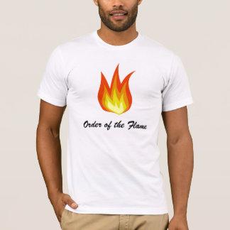 Camiseta T-shirt superior, branco, XL