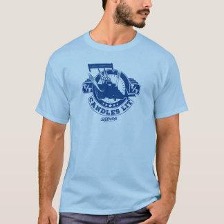 Camiseta T-shirt superior de Dragster do combustível