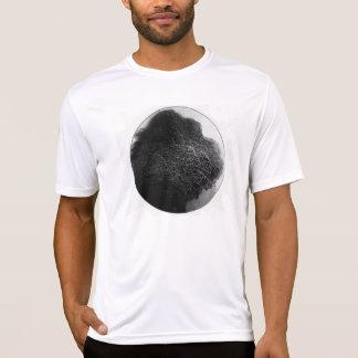 Camiseta T-shirt surreal dos trabalhos de arte da árvore de