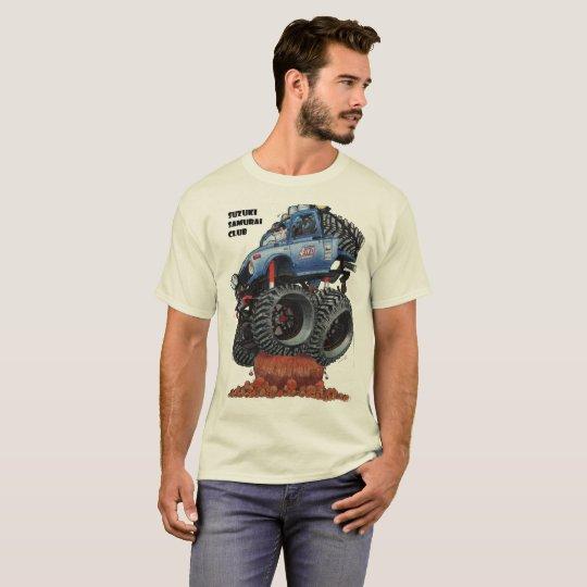Camiseta T shirt Suzuki Samurai Club