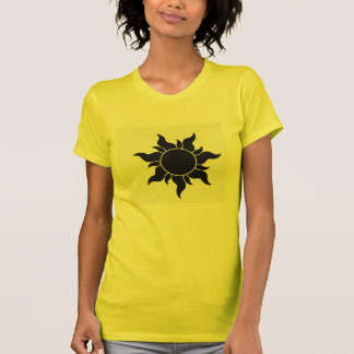 Camiseta T-shirt Tangled de Sun