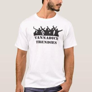 Camiseta T-shirt temático ocasional retro de Tannadice