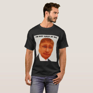 Camiseta T-shirt Tipsy do trunfo