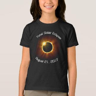 Camiseta T-shirt total do eclipse solar