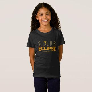 Camiseta T-shirt total do evento do eclipse solar 8-21-17