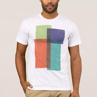 Camiseta T-shirt transversal moderno de Sola | do ponto