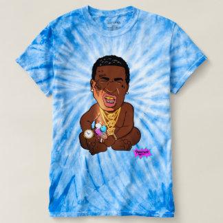 Camiseta T-shirt unisex do bebê 1017