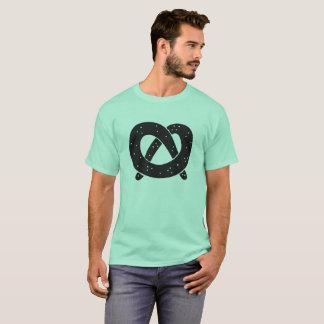 Camiseta T-shirt unisex do pretzel macio