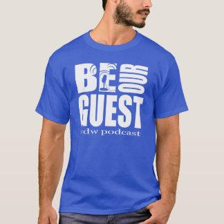 Camiseta T-shirt unisex dos azuis marinhos BOGP