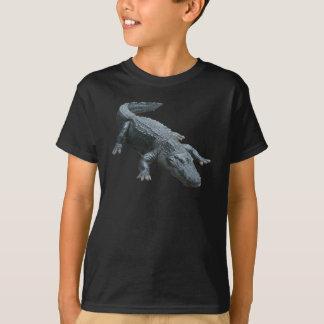 Camiseta T-shirt unisex dos miúdos do jacaré