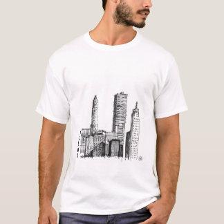 Camiseta T-shirt urbano Sleeved Short