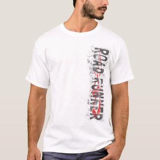 Camiseta T-shirt v2 vermelho de Vert do cuco terrestre