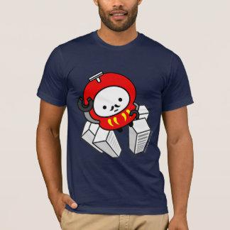 Camiseta T-shirt - VÁ! Robô de Daruma!!