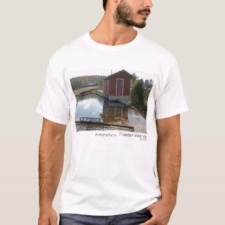 Camiseta T-shirt velho da forja