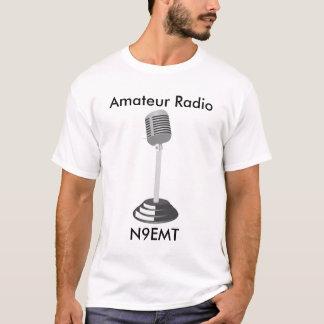 Camiseta T-shirt velho do microfone 2