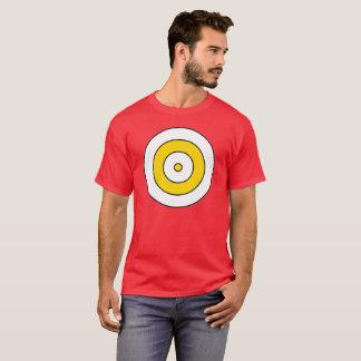 Camiseta T-shirt vermelho de Targeteer