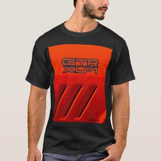 Camiseta T-shirt vermelho GTR de XU-1 Holden Torana