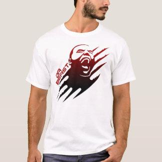 Camiseta T-shirt vermelho oficial do inclinação de Dejuan