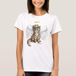 Camiseta T-shirt voado de Cub de lobo