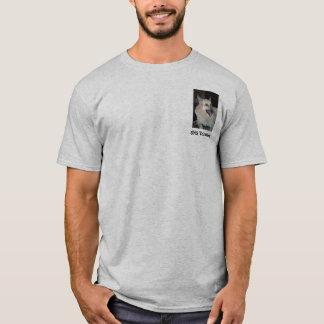 Camiseta T-shirt voluntário de SHS