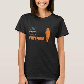 Camiseta T-shirt voluntário de Vietnam - oferecendo
