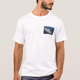 Camiseta T-shirt w/Itinerary da cimeira da celebridade