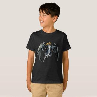 Camiseta T-shirt X-Men do Hanes TAGLESS® dos miúdos