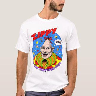 """Camiseta T-shirt Zippy """"clássico"""""""