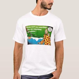 Camiseta T-shirt Zippy surrealista
