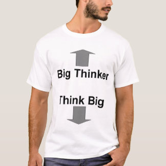 Camiseta T-ShirtThinkBig