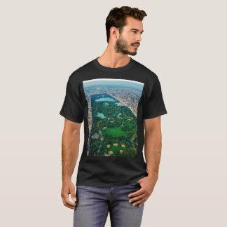 Camiseta t-shrit do parke sentral New York