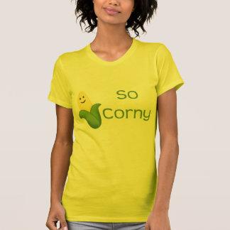 Camiseta T tão foleiro da menina