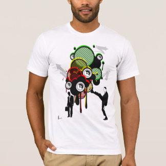 Camiseta T.U.C. Pontapé marcado Di Som