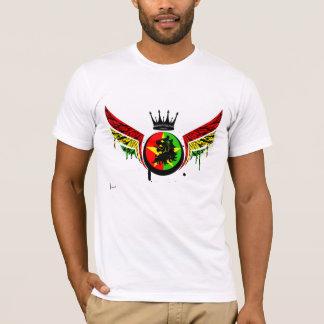 Camiseta T.U.C. Rei abençoado marcado
