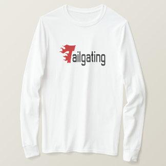 Camiseta T unisex da utilização não autorizada