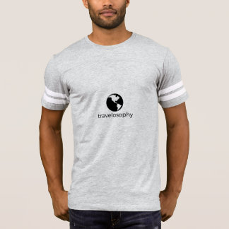 Camiseta T urbano do viajante