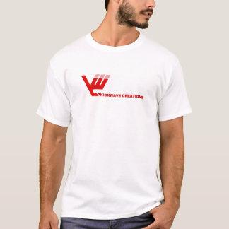 Camiseta T v.04 do quilowatt