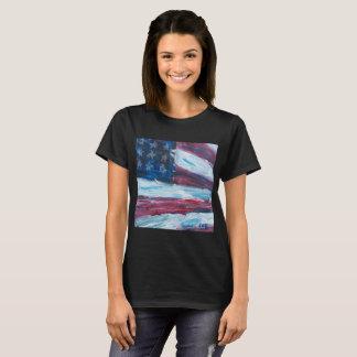 Camiseta T velho da glória