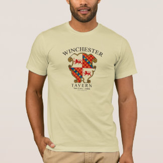 Camiseta Taberna de Winchester