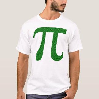 Camiseta Tabuleiro de damas do Pi Digitas