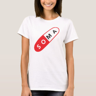 Camiseta Tabuleta do SOMA