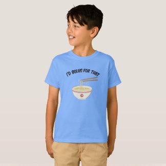 Camiseta Taça para o esse (azul de Carolina)