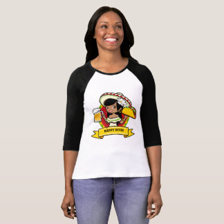 Camiseta Taco do happy hour
