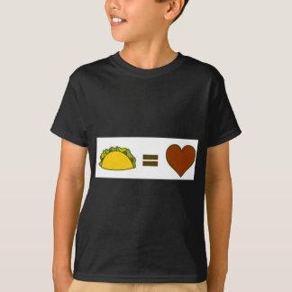 Camiseta Taco=Love