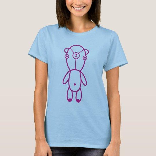 Camiseta tadinho pink