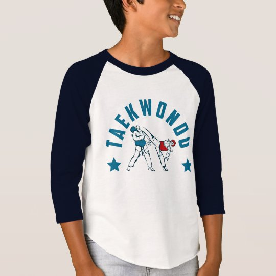 Camiseta Taekwondo Figthers Collection Kids
